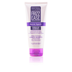 Protecteur thermique cheveux FRIZZ-EASE secret agent crema acabado perfecto John Frieda