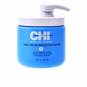 Hair mask CHI IONIC color protector 3 leave-in treatment masque Farouk