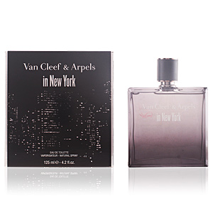 IN NEW YORK eau de toilette spray 125 ml