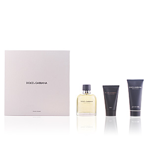 DOLCE & GABBANA POUR HOMME LOTE