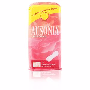 Compresses AUSONIA ANATOMICA compresas Ausonia