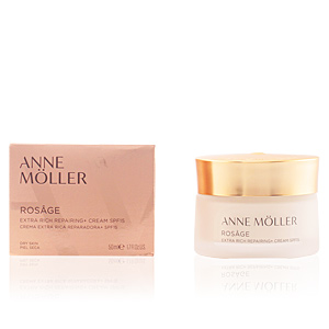 Anti aging cream & anti wrinkle treatment ROSÂGE extra-rich repairing cream SPF15 Anne Möller