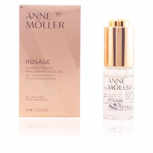 Skin tightening & firming cream  ROSÂGE concentrated hyaluronic acid gel Anne Möller