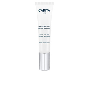 Dark circles, eye bags & under eyes cream PROGRESSIF NÉOMORPHOSE combleur fondamental soin regard Carita
