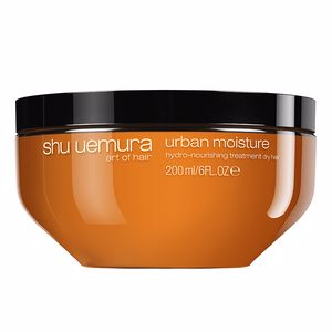 Mascarilla reparadora URBAN MOISTURE hydro-nourishing treatment dry hair Shu Uemura