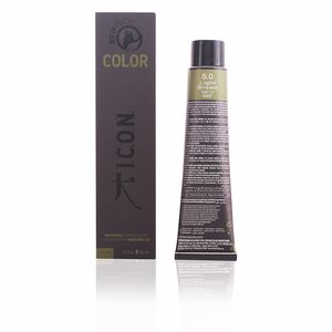 Haarverf ECOTECH COLOR natural color #5.0 light brown I.c.o.n.