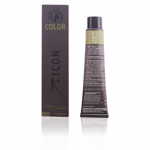 Haarverf ECOTECH COLOR natural color #8.1 light ash blonde I.c.o.n.