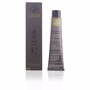 Dye ECOTECH COLOR natural color #7.3 medium golden blonde I.c.o.n.