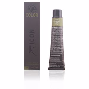 ECOTECH COLOR natural color #5.5 light mahogany brown 60 ml