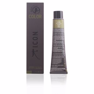 Dye ECOTECH COLOR natural color #5.555 autum red I.c.o.n.