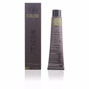 ECOTECH COLOR natural color #4.7 medium violet brown 60 ml