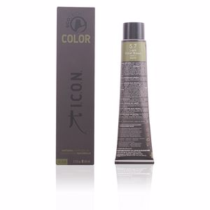ECOTECH COLOR natural color #5.7 light violet brown 60 ml