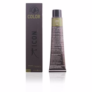 Haarfarbe ECOTECH COLOR natural color #toner silver I.c.o.n.
