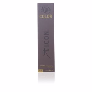 Dye ECOTECH COLOR natural color #5.4 light copper brown I.c.o.n.