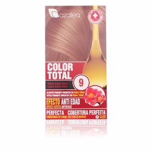 Tintes COLOR TOTAL #9-rubio extra claro Azalea