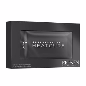 Hair repair treatment HEATCURE self-heating treatment Redken