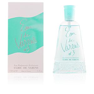 Ulric De Varens EAU DE VARENS Nº3 eau parfumante hydratante perfume