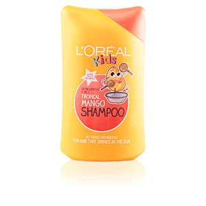 Shampoo for shiny hair L'OREAL KIDS tropical mango shampoo L'Oréal París