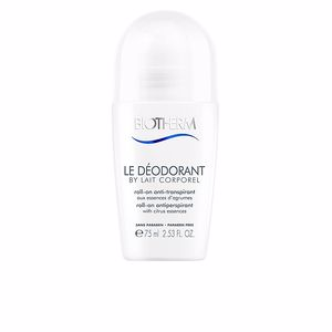 Desodorante LE DÉODORANT by lait corporel roll-on Biotherm