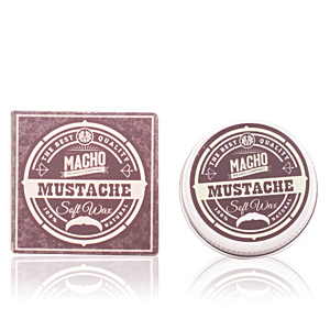 Beard care MUSTACHE soft wax Macho Beard Company