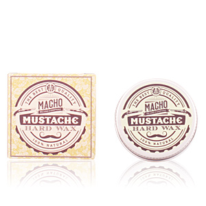 Beard care MUSTACHE hard wax Macho Beard Company