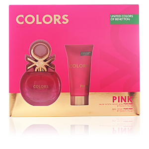COLORS PINK LOTE