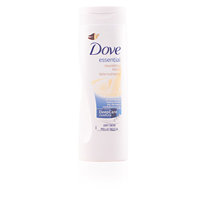 Idratante corpo ESSENTIAL NOURISHMENT loción corporal piel seca Dove