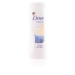 Hidratante corporal ESSENTIAL NOURISHMENT loción corporal piel seca Dove