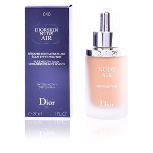 Base maquiagem NUDE AIR serum foundation Dior