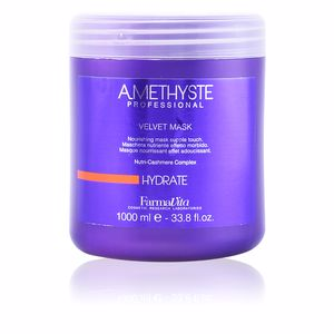 Hair mask for damaged hair AMETHYSTE velvet mask