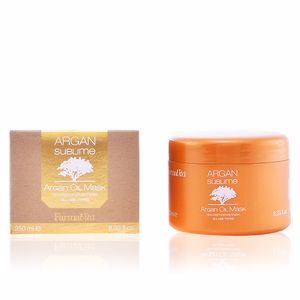 Shiny hair mask ARGAN SUBLIME mask Farmavita