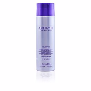 Shampoo for shiny hair - Colocare shampoo AMETHYSTE for silver and very light blonde hair Farmavita