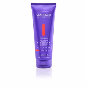 Mascarilla para el pelo AMETHYSTE colouring mask #red Farmavita
