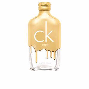 CK ONE GOLD limited edition eau de toilette vaporizador 100 ml
