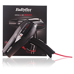 Hair Dryer RETRA-CORD 2000 hairdryer D372E Babyliss
