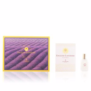 ENGLISH LAVENDER coffret 2 pz