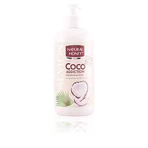 Body moisturiser COCO ADDICTION loción hidratante Natural Honey