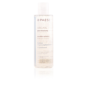 Micellar water ARGAN micellar solution Paese