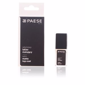 Nail polish NAIL CARE matte coat Paese