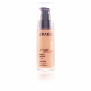 Foundation makeup SEBUM CONTROL mattifying and covering foundation Paese