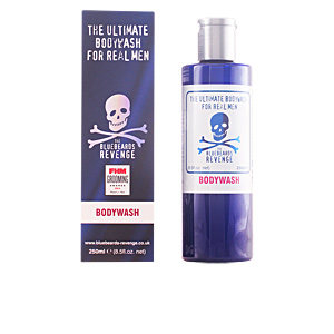 Shower gel THE ULTIMATE body wash The Bluebeards Revenge