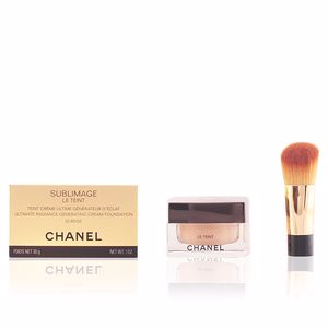Foundation Make-up SUBLIMAGE LE TEINT teint crème Chanel