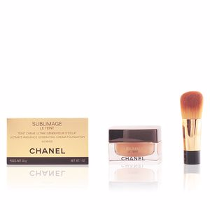 Foundation makeup SUBLIMAGE LE TEINT teint crème Chanel