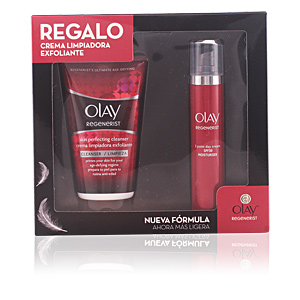 Kosmetik-Set REGENERIST 3 AREAS DIA SPF30 SET Olay