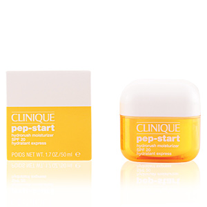 Face moisturizer PEP-START hydrorush moisturizer SPF20 Clinique