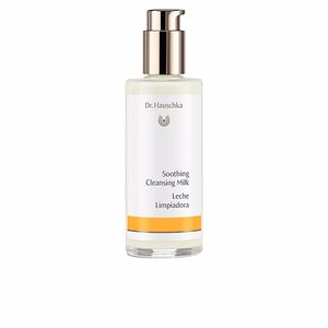 Limpeza facial SOOTHING cleansing milk Dr. Hauschka