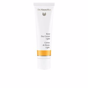Soin du visage hydratant ROSE day cream light Dr. Hauschka