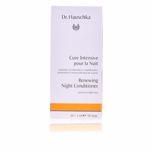 Face moisturizer RENEWING NIGHT CONDITIONER advanced night care Dr. Hauschka