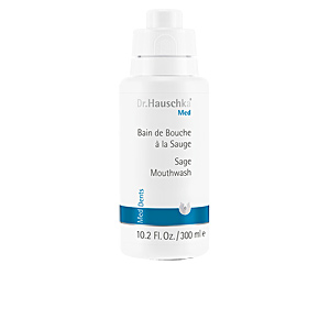 Enjuague bucal SAGE mouthwash Dr. Hauschka