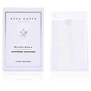 Ambientador WHITE MOSS home wardrobe fresheners Acca Kappa